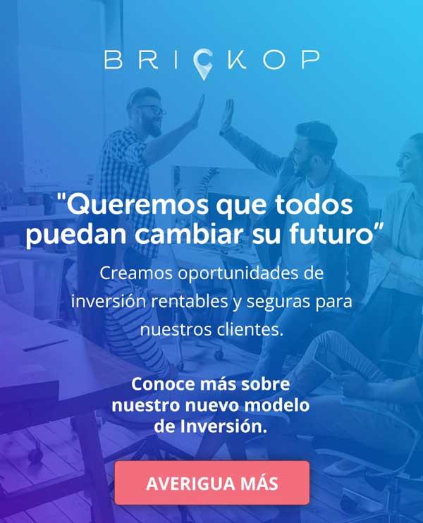 Brickop - Invierte en Comunidad